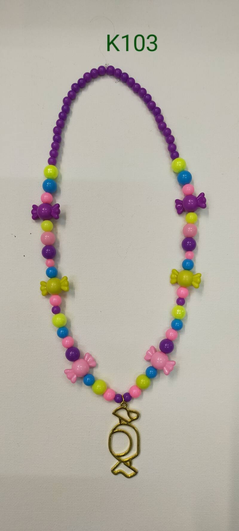 Ketting k103 Candy