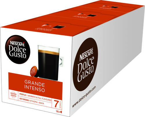 Dolce Gusto Grande intenso 48 cups