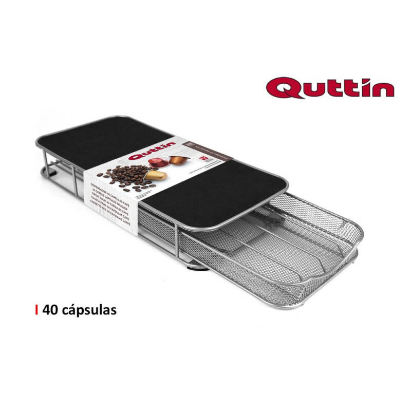 Koffie capsules houder Quttin 40 cups