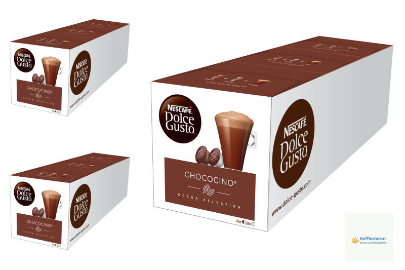 Dolce Gusto Chococino 3x48 cups