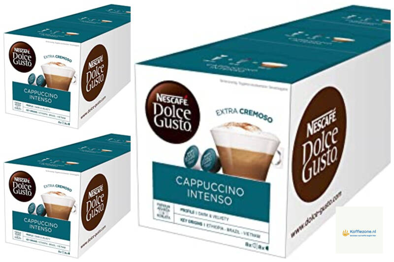 Dolce Gusto Cappuccino Intenso 48 cups