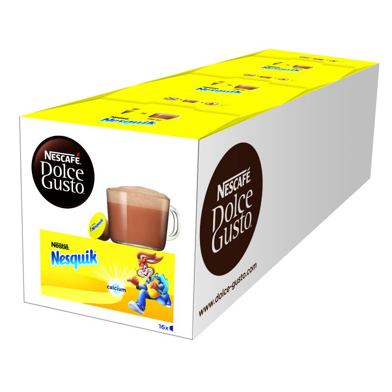 Dolce Gusto Nesquik 48 cups