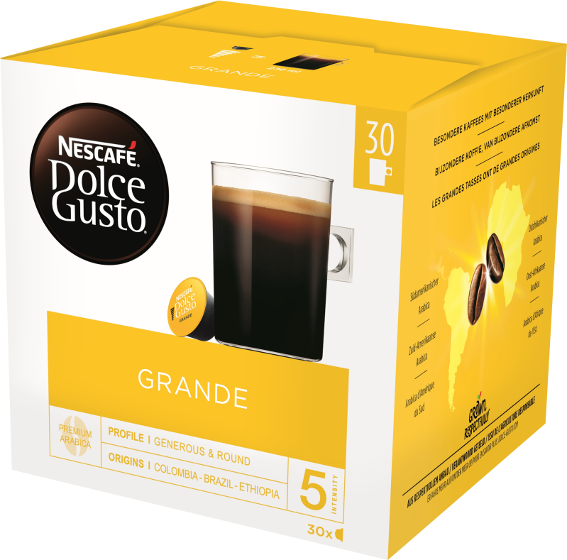 Dolce Gusto Grande 30 cups