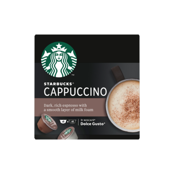 Dolce Gusto Starbucks cups ACTIE