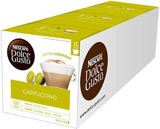 Dolce Gusto Cappuccino 90 cups