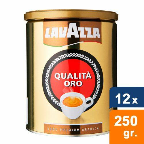 Lavazza Qualita Oro Tin 3 kg