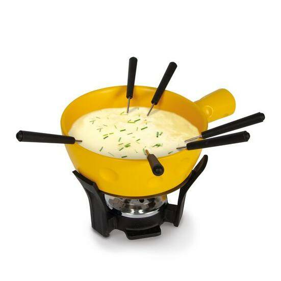 Fondueset Super Cheesy