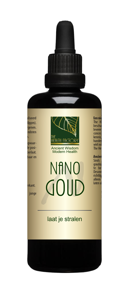 The Health Factory Nano Gold