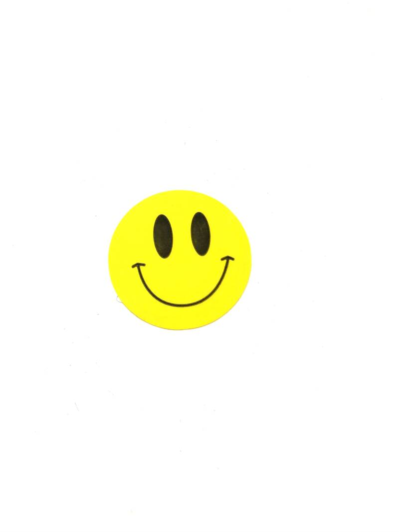 smiley stickers (5ST)