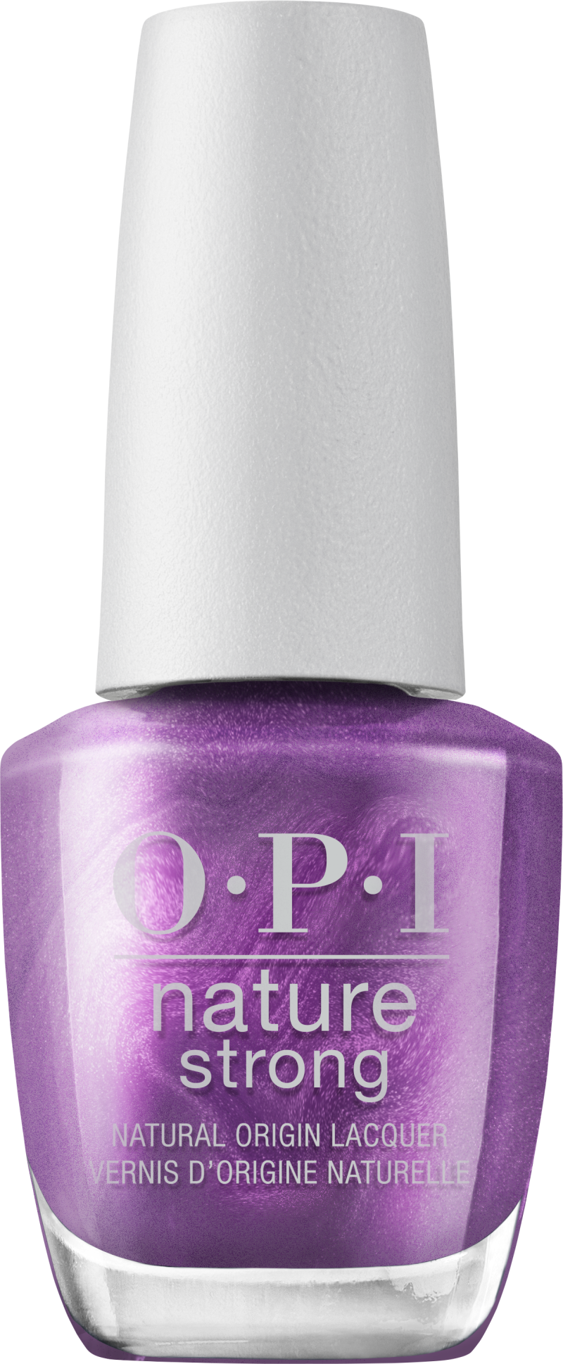 OPI NATURE STRONG Achieve Grapeness