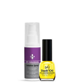 HFL Solution Spray 50ml + Dadi' oil 14,3ml Schimmelnagel middel