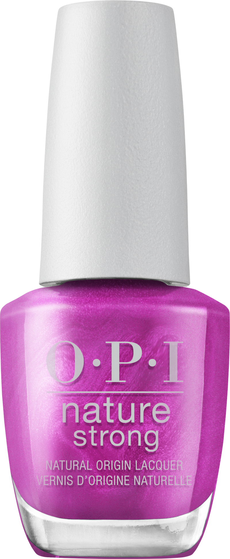 OPI NATURE STRONG Thistle Make You Bloom