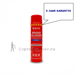 Spray Schuimblusser Universeel 750ml