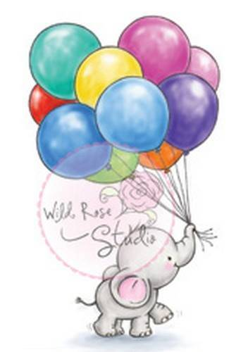 CL453 - Bunch of Balloons