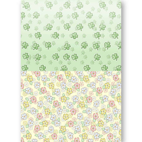 BGS10037 - Background Sheets - Yvonne Creations - Get Well Soon