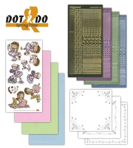 DODO010 - Dot & Do 10 - Spring Time
