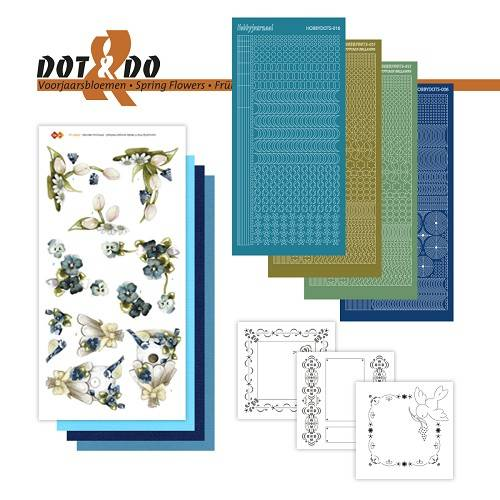 DODO031 - Dot & Do 31 - Voorjaarsbloemen