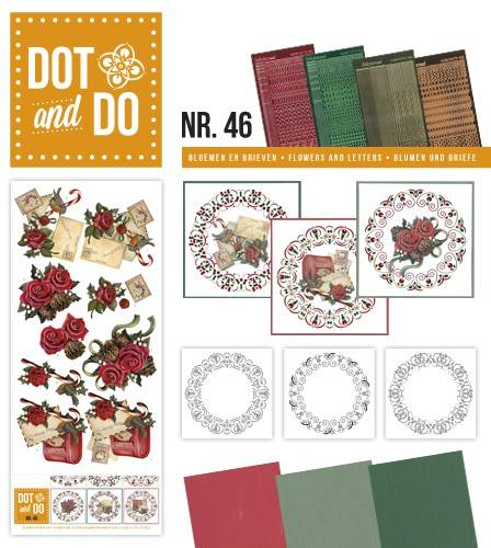 DODO046 - Dot & Do 46 - Bloemen & Brieven