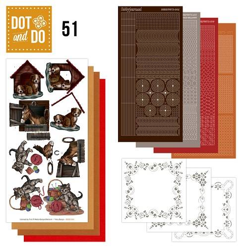 DODO051 - Dot & Do 51 - Animals
