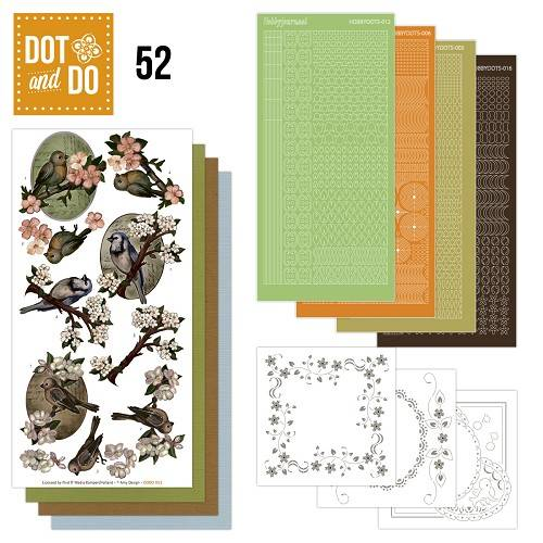 DODO052 - Dot & Do 52 - Birds