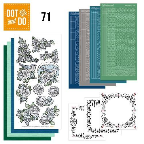 DODO071 - Dot & Do 71 - Flowers