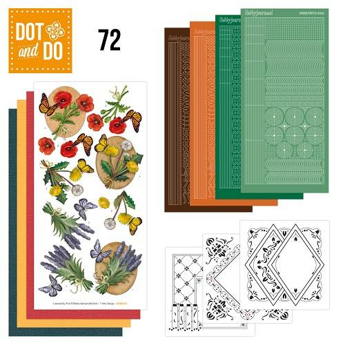 DODO072 - Dot & Do 72 - Wild Flowers