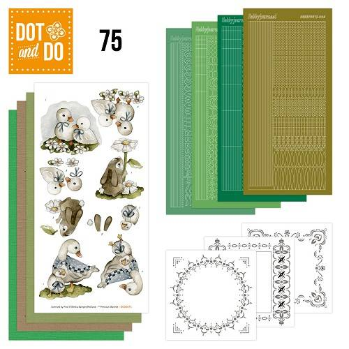 DODO075 - Dot & Do 75 - Spring Animals