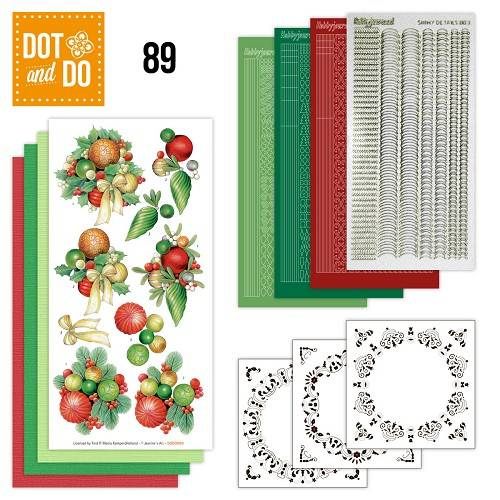 DODO089 - Dot & Do 89 - Kerstballen