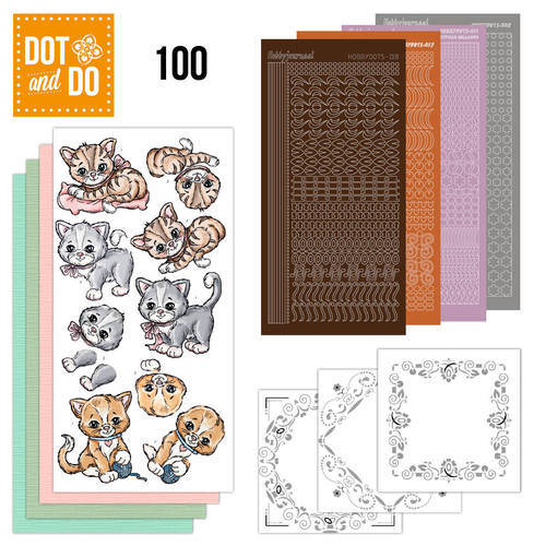 DODO100 - Dot & Do 100 - Katten