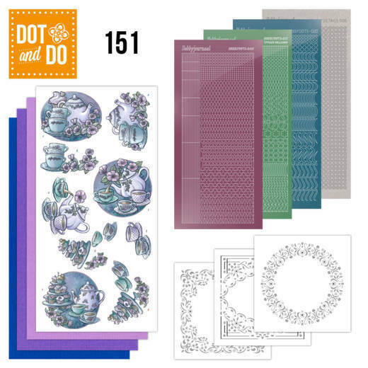 DODO151 - Dot & Do 151 - Tea Time