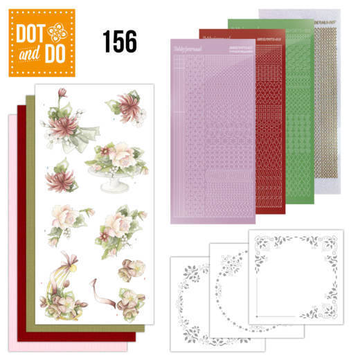 DODO156 - Dot & Do 156 - Sweet Summer Flowers