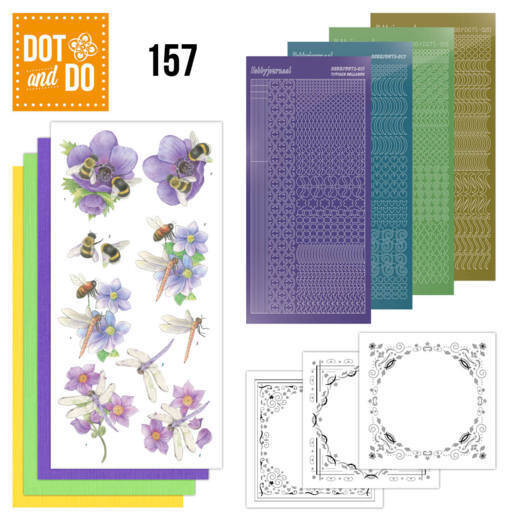 DODO157 - Dot & Do 157 - Bees and Dragonflies
