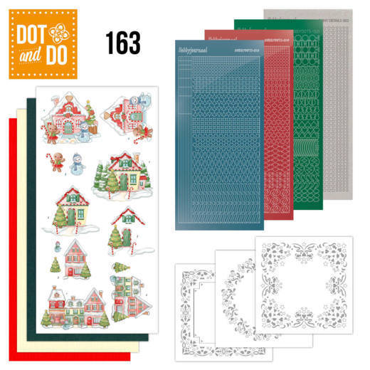 DODO163 - Dot & Do 163 - Sweet Houses
