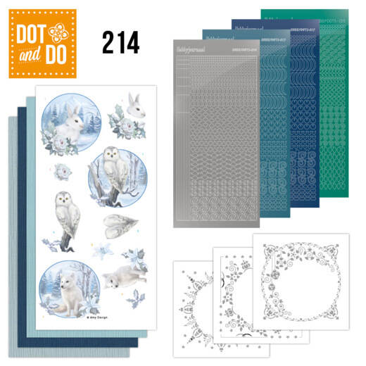 DODO214 - Dot and Do 214 - Amy Design - Awesome Winter - Winter Animals