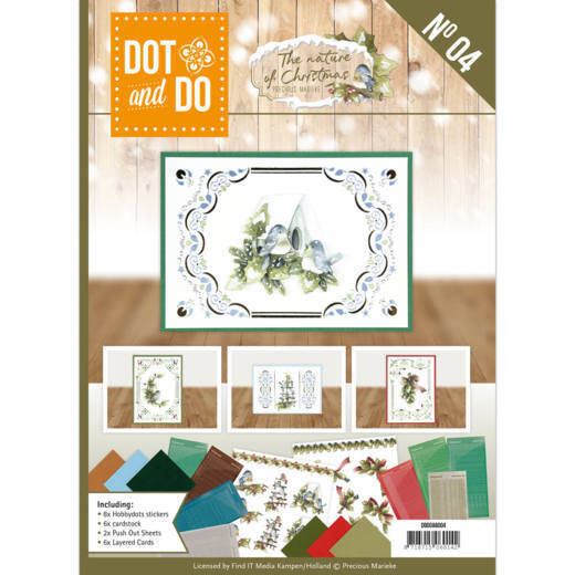 DODOA6004 - Dot & Do Boek 4 - The Nature of Christmas