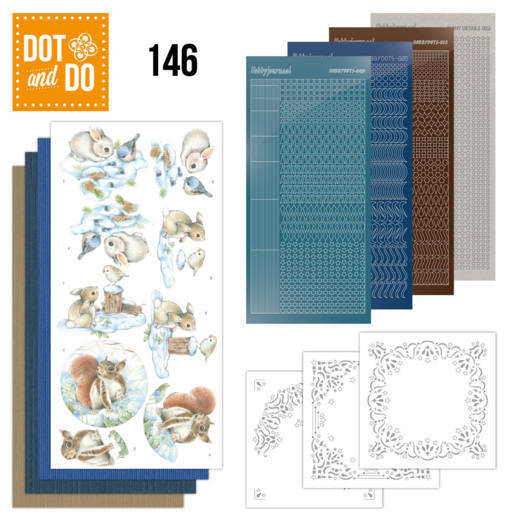 DODO146 - Dot & Do 146 Winter Owls