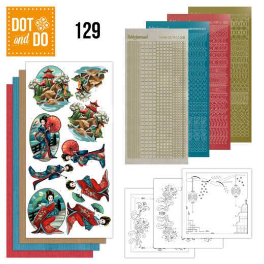 DODO129 - Dot & Do 129 - Oriental