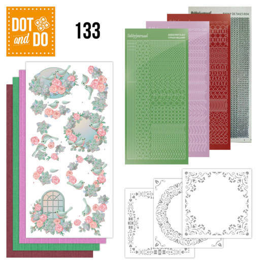 DODO133 - Dot & Do 133 - Birds and Roses