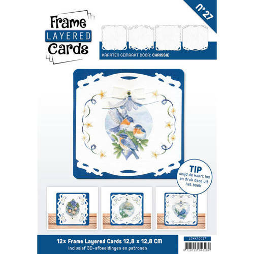 LC4K10027 - Frame Layered Cards 27 - 4K