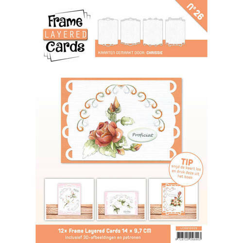 LCA610026 - Frame Layered Cards 26 - A6