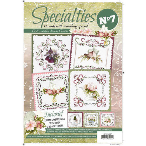 SPEC10007 - Specialties 7 (incl. stickers)