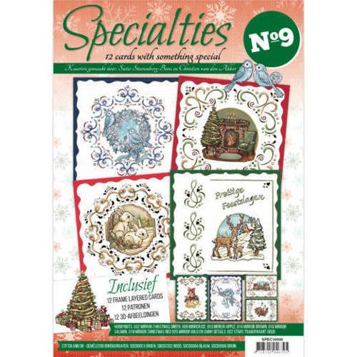 SPEC10009 - Specialties 9 (incl. stickers)