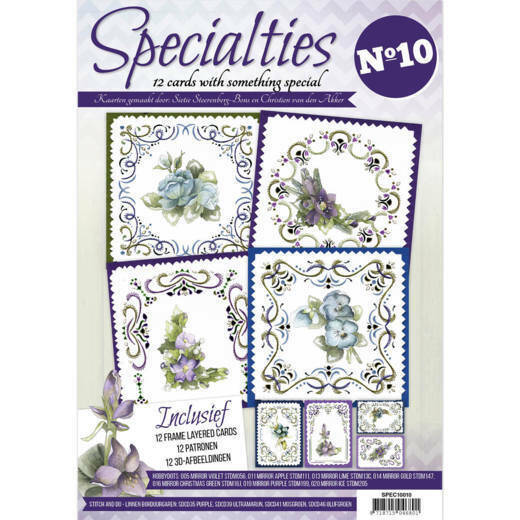 SPEC10010 - Specialties 10 (incl. stickers)