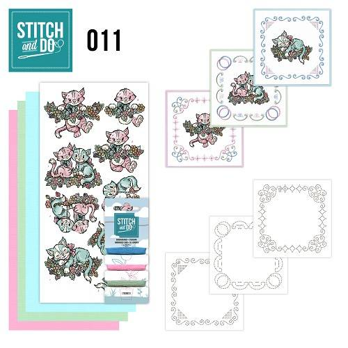STDO011 - Stitch & Do 11 - Katjes