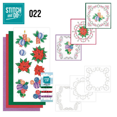 STDO022 - Stitch & Do 22 - Christmas