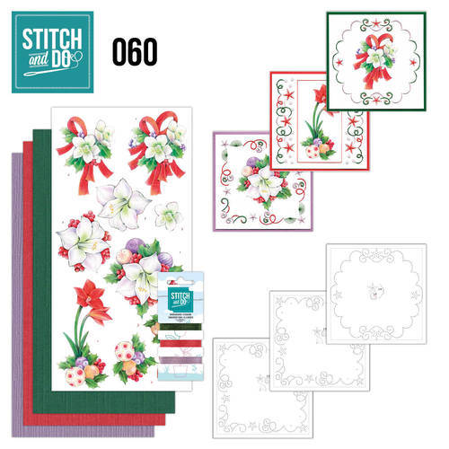 STDO060 - Stitch & Do 60 - Christmas Classics