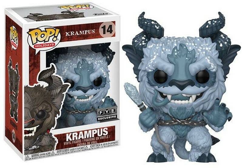 POP24360 - POP! HOLIDAY FROZEN KRAMPUS (14)