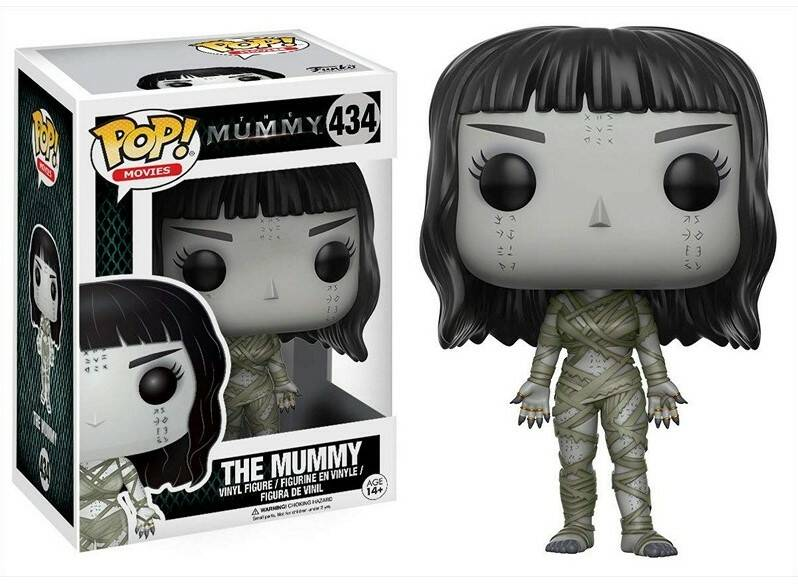 POP13800 - POP! MOVIES THE MUMMY 2017 THE MUMMY (434)