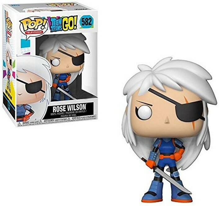 POP20394 - POP! TV TEEN TITANS GO! ROSE WILSON (582)