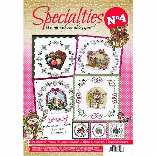 SPEC10004 - Specialties 4 (incl. stickers)